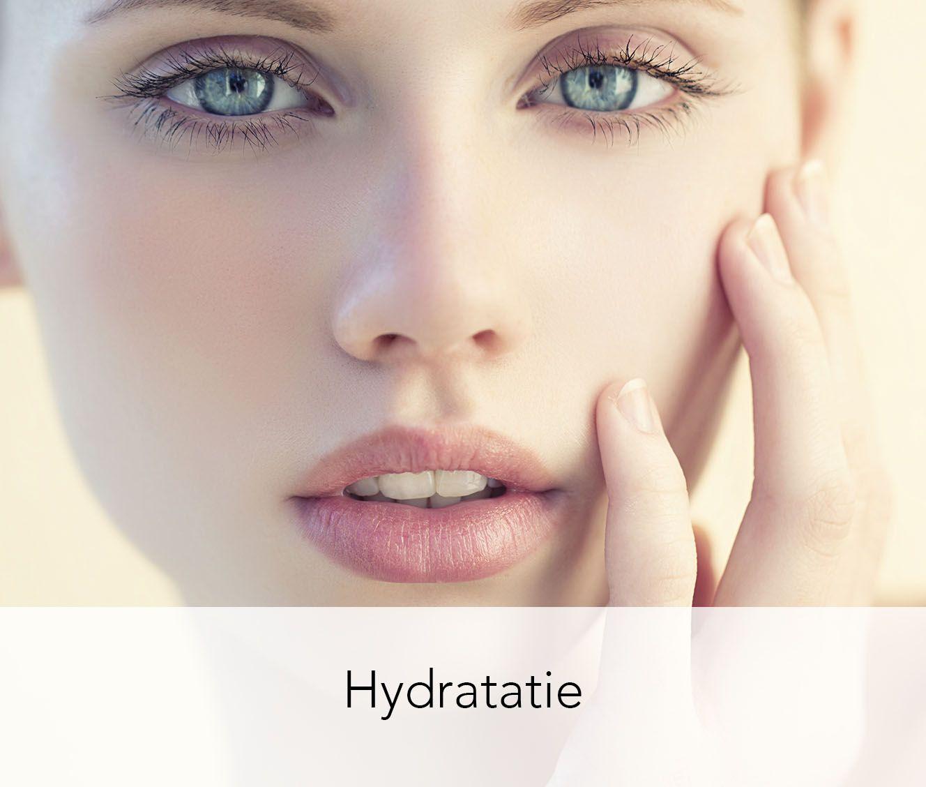 hydratatie 25 tot 35 jaar
